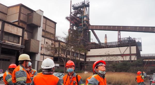 ArcelorMittal présente sa vision d'une sidérurgie propre