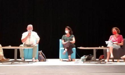 Réunion publique SANTE POLLUTION du mercredi 30 juin 2021 au théâtre de Fos sur Mer.