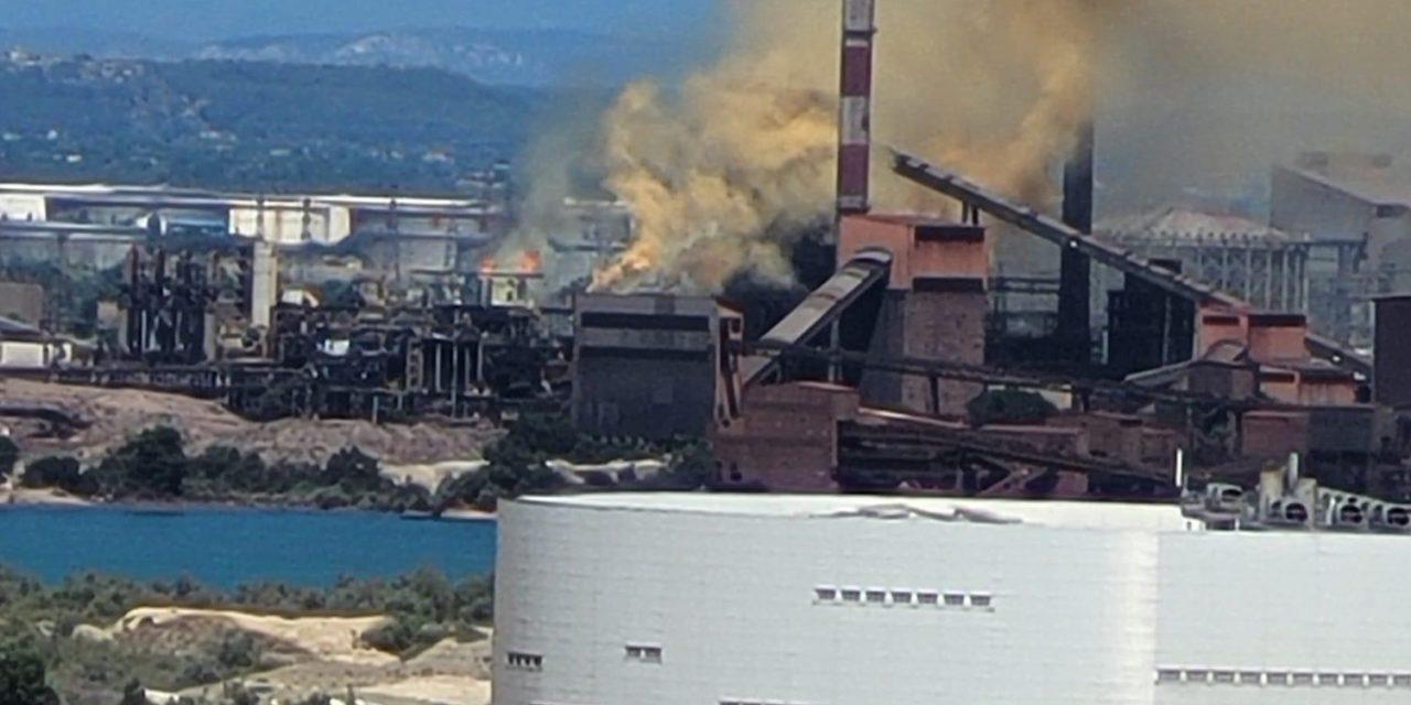 Photos pollution cokerie d'ARCELORMITTAL