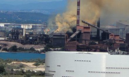 Articles de la MARSEILLAISE et de la PROVENCE sur la pollution d'Arcelormittal