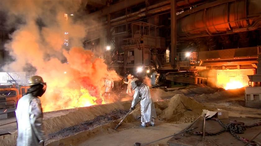 Le Préfet impose des mesures à Arcelormittal.